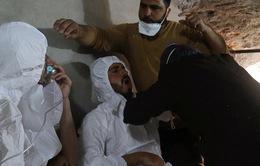 IS bị cáo buộc dàn dựng vụ tấn công dân thường bằng vũ khí hóa học