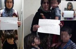 IS bắt cóc và giam giữ nhiều con tin ở Syria