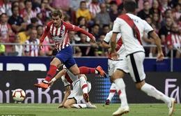 Antoine Griezmann: Tôi muốn giành QBV và trở thành huyền thoại Atletico Madrid