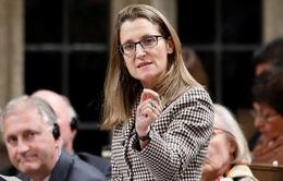 Canada tuyên bố sớm tham gia trở lại đàm phán NAFTA