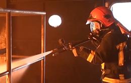 Ứng dụng công nghệ thông minh trong phòng cháy chữa cháy