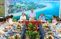 Thủ tướng làm việc với lãnh đạo chủ chốt tỉnh Quảng Bình