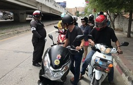 Thái Lan tăng mức phạt với lái xe không có giấy phép