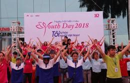 Cùng Youth Day 2018: Không để người bệnh chờ máu