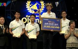 [VIDEO] Học sinh Quảng Trị vào chung kết Đường lên đỉnh Olympia 2018