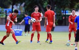 Điều chỉnh Lịch thi đấu lượt về Bán kết Cúp QG 2018 vì ASIAD