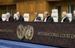 Các luật sư Iran đề nghị ICJ yêu cầu Mỹ dỡ bỏ lệnh trừng phạt