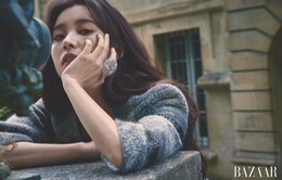 Han Hyo Joo mơ màng trên tạp chí Bazaar