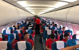 Olympic Việt Nam vào bán kết ASIAD 2018: Các tour sang Indonesia đắt khách