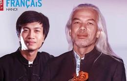 Nghệ sĩ violon Stéphane Trần Ngọc mang âm nhạc Pháp đến Hà Nội