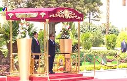Chủ tịch nước thăm cấp Nhà nước Ai Cập