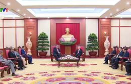 Tăng cường quan hệ hữu nghị Việt Nam - Dominicana