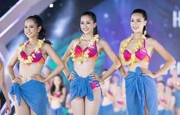 Công bố Top 3 Người đẹp Biển - Hoa hậu Việt Nam 2018