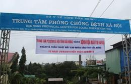 Phẫu thuật thay thể thủy tinh nhân tạo miễn phí tại Đắk Nông
