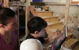 Robot giúp trẻ tự kỷ rèn khả năng giao tiếp