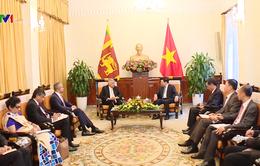 Thúc đẩy quan hệ Việt Nam - Sri Lanka