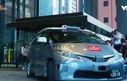 Nhật Bản thử nghiệm xe taxi tự động