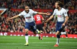 Tottenham giành chiến thắng ấn tượng trước Manchester United