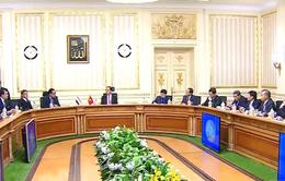 Chủ tịch nước hội kiến Thủ tướng Ai Cập