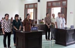 Tiếp tục xét xử vụ tham ô tài sản tại Trường Chính trị tỉnh Phú Yên
