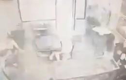 Mỹ: Quán cà phê bị sập do rò rỉ khí gas
