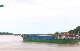Nguy cơ tai nạn giao thông đường thủy tại Đồng Tháp trong mùa mưa lũ