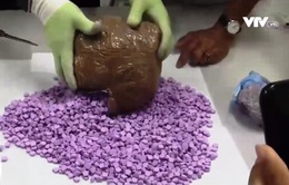 TP.HCM: Gần 6kg ma túy tổng hợp bị thu giữ