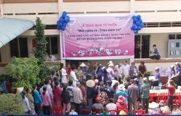 TP.HCM: Tặng 1.000 phần quà cho các gia đình có hoàn cảnh khó khăn