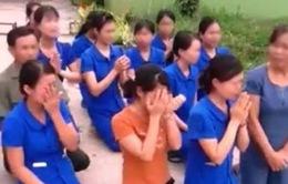 Vụ cô giáo mầm non tư thục Tuổi Thơ than khóc: Huyện Thanh Chương khiển trách 5 cán bộ