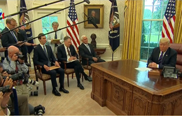 Mỹ và Mexico đạt thỏa thuận thương mại