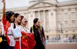 Trung Quốc dẫn đầu thế giới về lượng khách đi du lịch nước ngoài