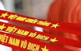 Nhiều công ty cho nhân viên nghỉ việc sớm để cổ vũ Olympic Việt Nam