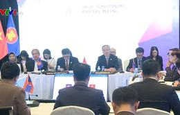 Khai mạc Hội nghị Bộ trưởng Kinh tế ASEAN lần thứ 50