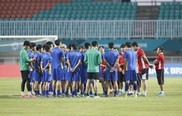 Lịch thi đấu bán kết bóng đá nam ASIAD 2018 hôm nay (29/8): Olympic Việt Nam – Olympic Hàn Quốc, Olympic Nhật Bản – Olympic UAE