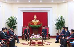 Tăng cường hợp tác thế hệ trẻ Việt Nam - Campuchia