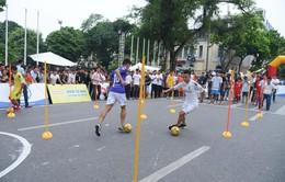 Lễ hội bóng đá Street Football 2018 sẽ diễn ra ở phố đi bộ hồ Hoàn Kiếm