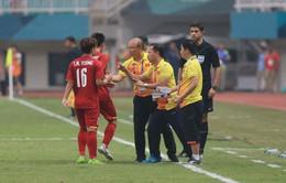 """Báo Hàn tin Olympic Việt Nam """"ăn đứt"""" Olympic UAE trong trận tranh HCĐ ASIAD"""