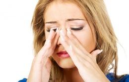 Viêm mũi xoang: Không tự khỏi - Dễ biến chứng
