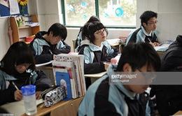 Trung Quốc nỗ lực giảm tỷ lệ cận thị