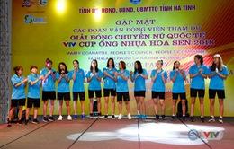 VTV Cup Ống nhựa Hoa Sen 2018: BTC địa phương tổ chức giao lưu với các đội tham dự giải