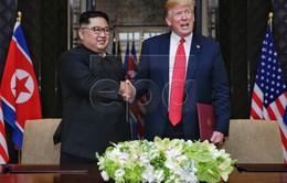 Nhà lãnh đạo Triều Tiên gửi thư cho Tổng thống Mỹ