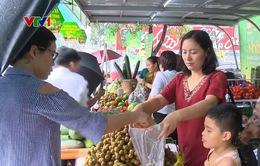 Khai mạc tuần lễ nhãn và nông sản an toàn Sơn La