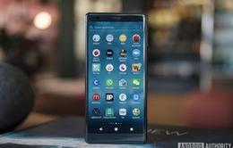 Chung số phận với HTC, Sony có doanh số smartphone rớt thảm hại
