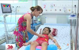Đề phòng trẻ sốc nặng do sốt xuất huyết