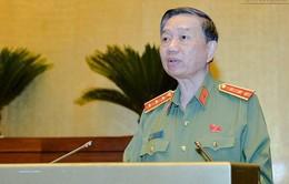 Bộ trưởng Bộ Công an Tô Lâm sẽ trả lời chất vấn trước TVQH