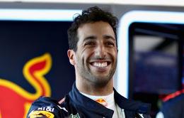 Đua xe F1: Daniel Ricciardo kí hợp đồng hai năm gia nhập Renault