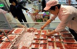 Hàn Quốc kiểm tra các sản phẩm thịt bò từ Mỹ do lo ngại nhiễm virus BSE
