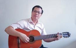 Nhạc sỹ Trần Hùng: Âm nhạc cứ tự cháy trong tôi