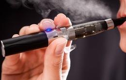 Bùng nổ thuốc lá điện tử tại Anh