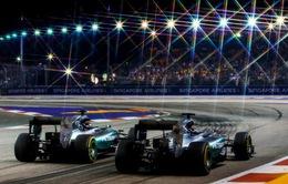 Các chặng đua trên bản đồ F1 hiện nay và tương lai